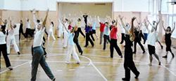 Redovni treninzi Sheng Zhen gonga